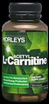 Horleys Acetyl-L-Carnitine 120 caps