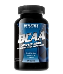 BCAA Complex 2200 by Dymatize Nutrition