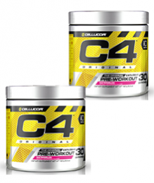 Cellucor C4 30 Serve Twin Pack