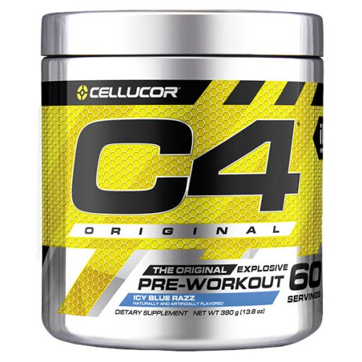 Cellucor C4 iD 60Serve