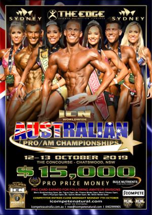 ICN Australian Poster 2019