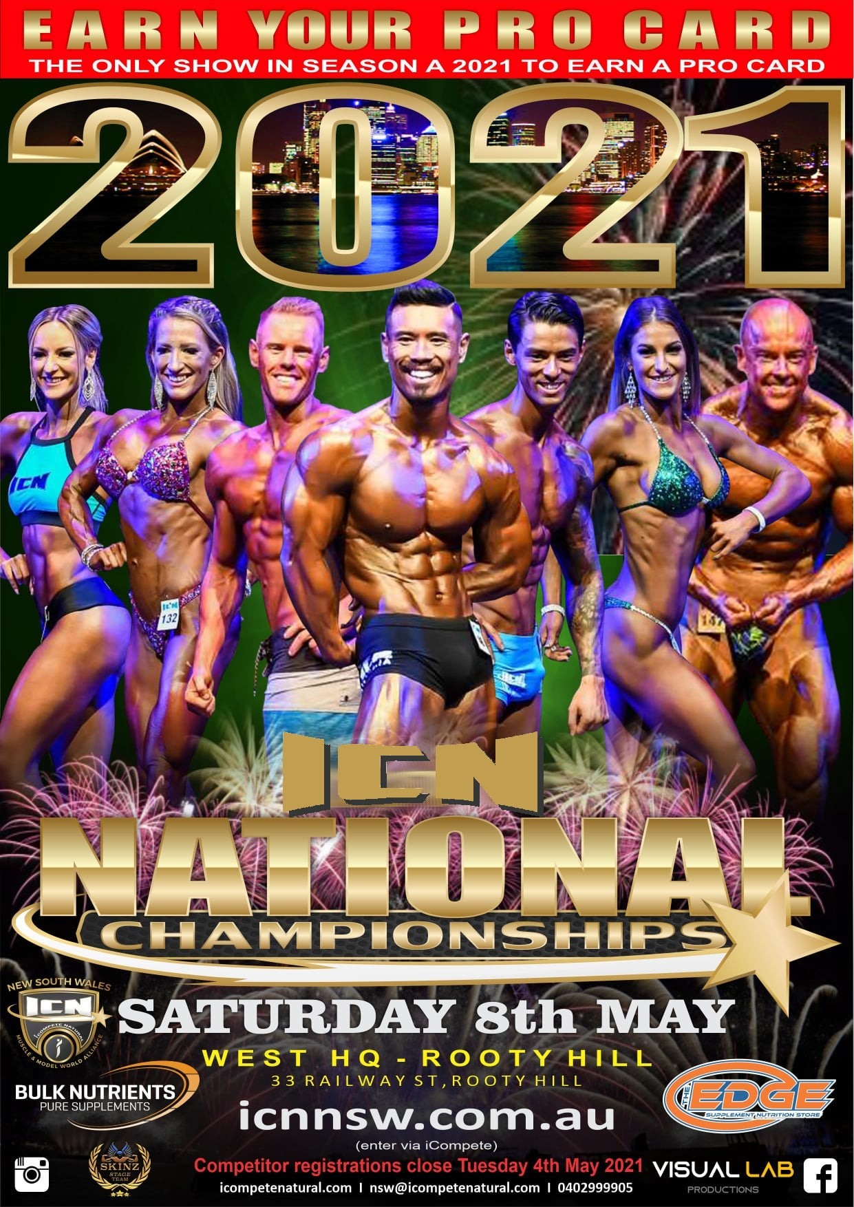 ICN National Championships 2021