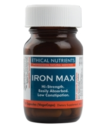 Ethical Nutrients Iron Max Hi Strength