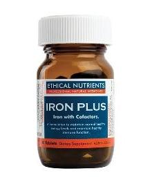 Ethical Nutrients Iron Plus