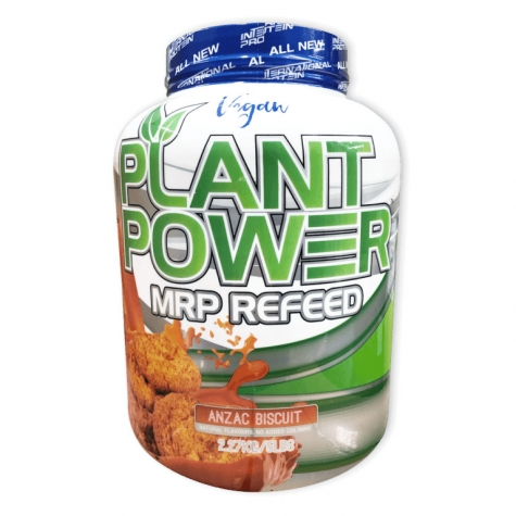 International Protein Plant-Power MRP Refeed