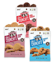 Lenny Larry crunchy cookies