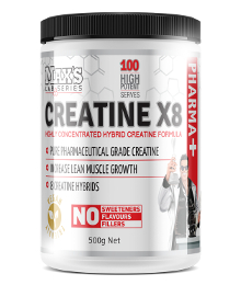 Maxs CREATINE X8 pharma