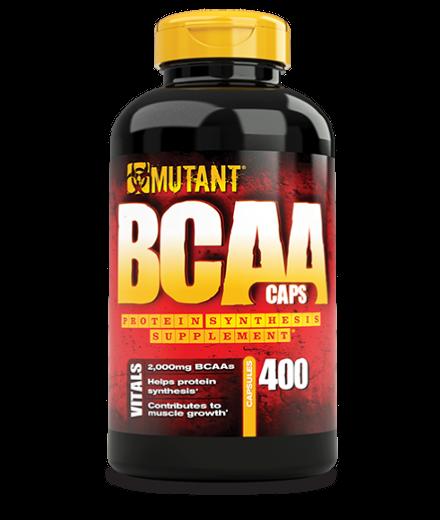Mutant BCAA capsules