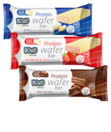 Novo Protein Wafer Bar - The Edge Discount Supplements