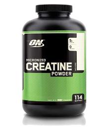 Optimum creatine 600g