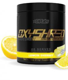 OxyShred Hardcore Lemon Sherbet