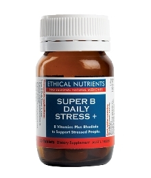 Ethical Nutrients Super B Daily Stress Plus