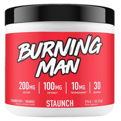 Staunch Burning Man Powder