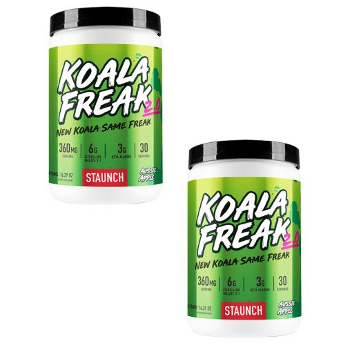 Staunch Koala Freak2.0 twin pack
