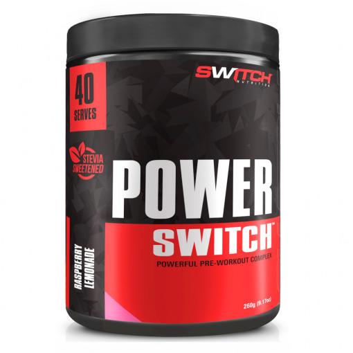 Switch power advanced