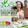 Tribeca Green Tea X50