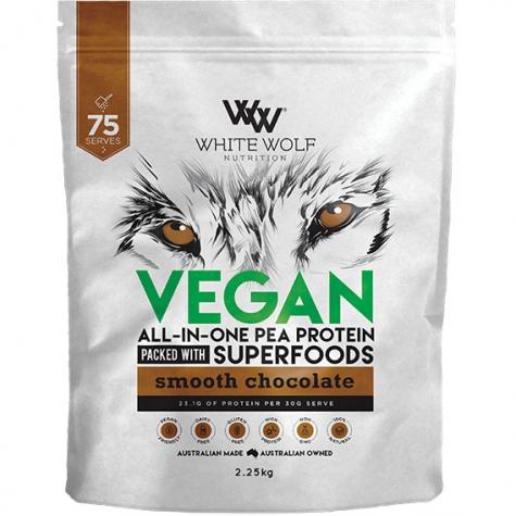 White Wolf Vegan Protein