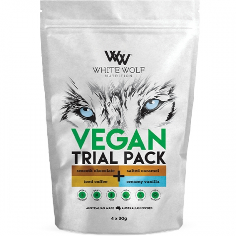 White Wolf Vegan Sample Pack