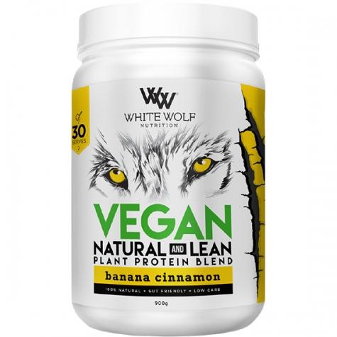 White Wolf Lean Vegan Protein