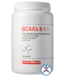 Gentec BCAAs