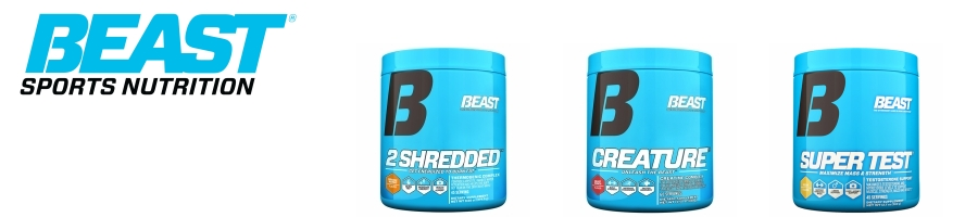 Beast 2 Shredded Powder 275g