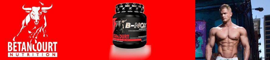 Betancourt Nutrition B-NOX Androrush 633g