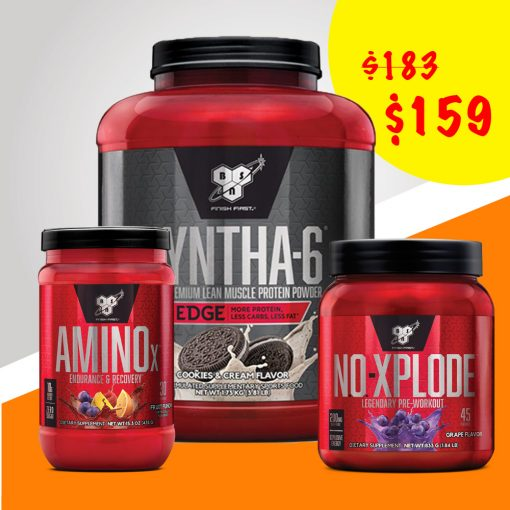 bsn energy recovery combo