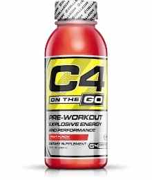 cellucor c4 on the go RTD
