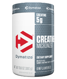 dymatize creatine