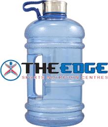 edge waterbottle 2.2ltr