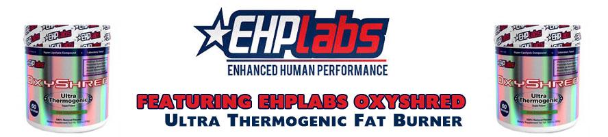 EHPlabs Fat Loss Stack