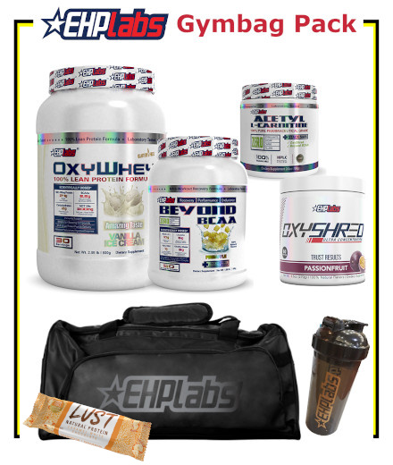 ehplabs gymbag pack