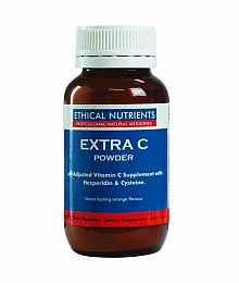 Ethical Nutrients Extra C Powder (100g)