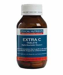 Ethical Nutrients Extra C (60 tabs)
