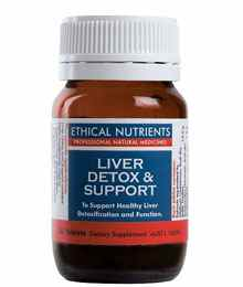 Ethical Nutrients Liver Detox & Support