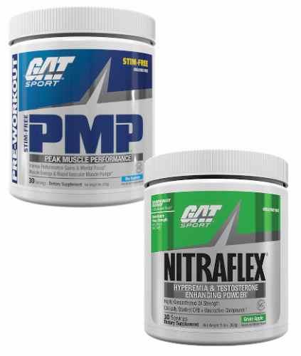 gat nitraflex pmp pack