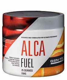 Gen-tec Nutrition Alca Fuel