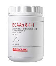 Gen-tec Nutrition BCAA's 8-1-1