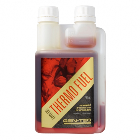 Gen-tec Nutrition Ultimate Thermo Fuel Berry