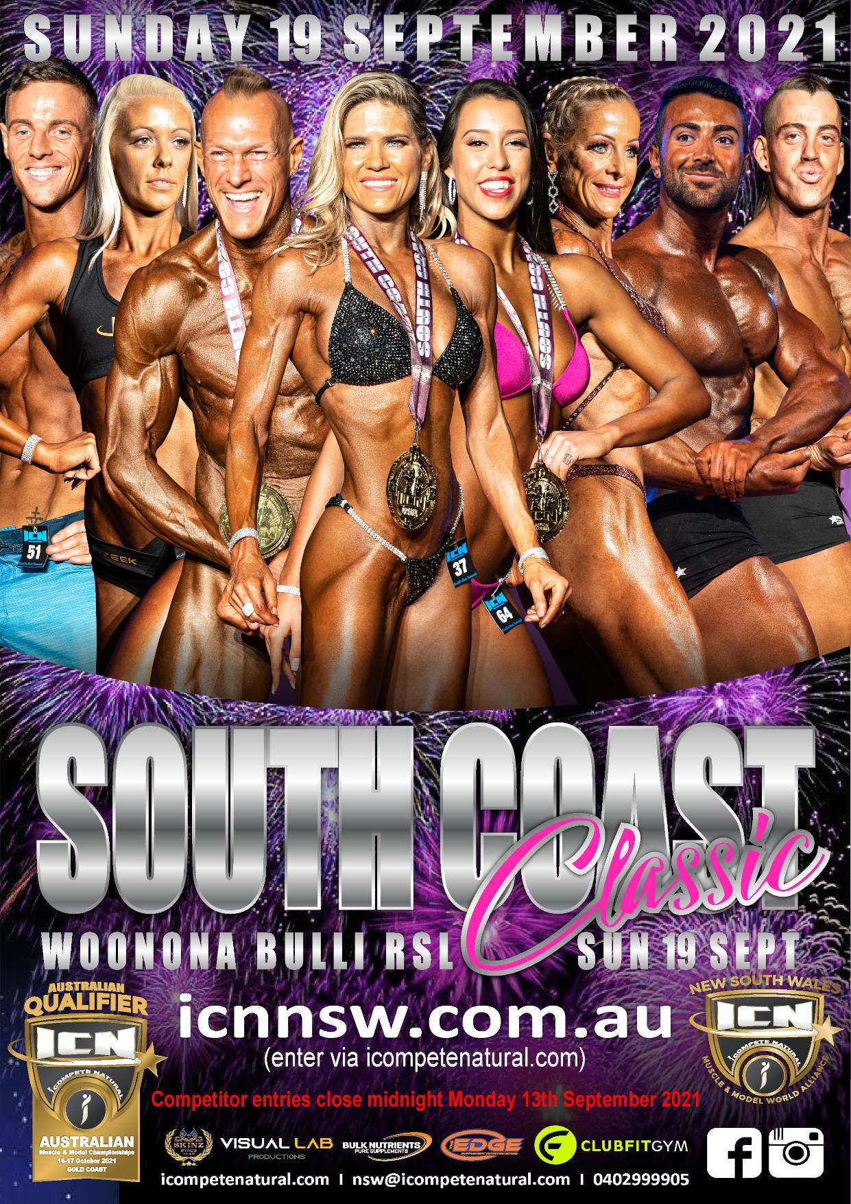 icn south coast classic 2021