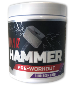 international protein WAR HAMMER