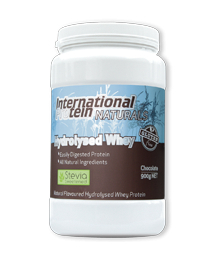 international protein natural whey
