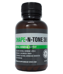 JD Nutraceuticals shape-n-tone