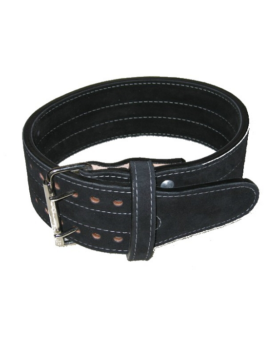 leather power lifting belts