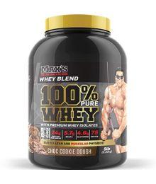 max 100% Whey