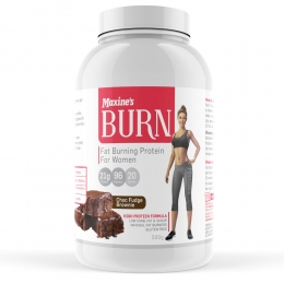 Maxine's Burn protein powder
