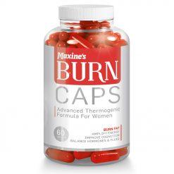 Maxine's Burn Caps