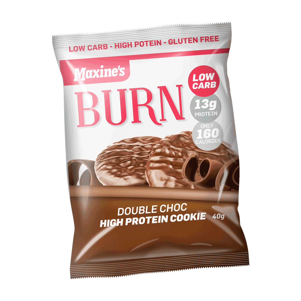 Maxine's Burn Cookie 40g x 12