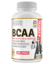 Maxs BCAA capsules