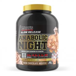 MAX'S Anabolic Night